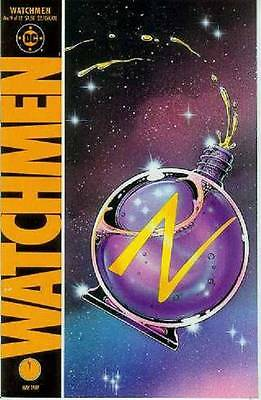 Watchmen # 9 (of 12) (Alan Moore) (USA, 1987)