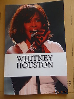 Whitney Houston: A biography by Tyler Hall