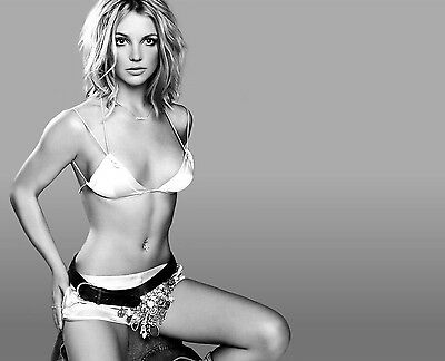 Britney Spears Unsigned 8x10 Photo (18)