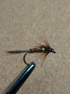 3 Pearly Pheasant Tail Trout Buzzers Trout Lures Dry Fly FishingTrout Flies