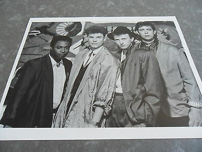 BIG COUNTRY - Original Promotional / Press / Advertising Photograph