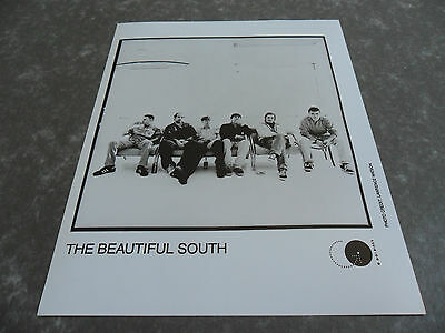 THE BEAUTIFUL SOUTH -  Original Promotional / Press / Advertising Photograph