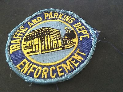 Old and obsolete Boston Traffic and Parking patch