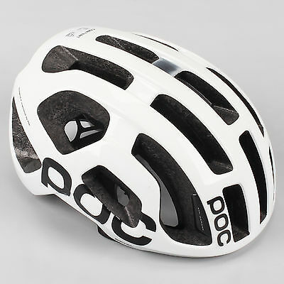 POC Octal Cycling Helmet SMALL Road Mountain White Cyclocross