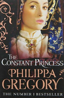 The Constant Princess by Philippa Gregory | Paperback Book | 9780007190317 | NEW