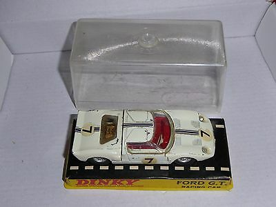 Dinky Toys Ford Gt Racing Car