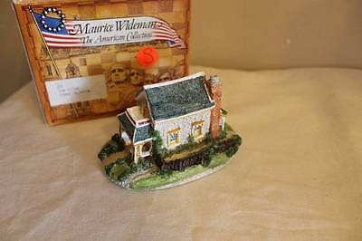 """Maurice Wideman The American Collection """"star Cottage"""" Ac-021"""