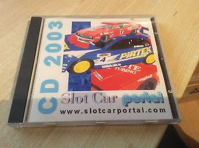 Slot Car Portals Pictorial Reference Library For Scalextric  2003