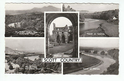 Walter Scott Country Tweed At  Lowood Bemersyde Hill Dryburgh Melrose Roxburgh