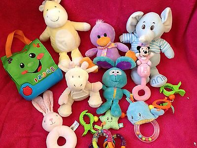 Baby Toy Bundle Soft Toys Toddlers Toys BabyToys