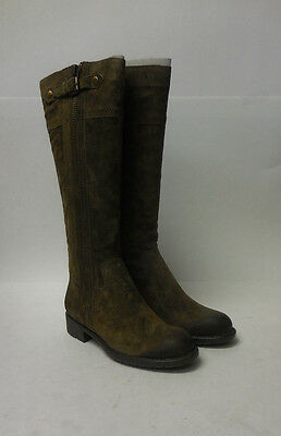 J3613 New w/def. Women's Franco Sarto Panko Brown Boot 7 M