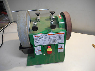 Grizzly Wet Grinder Model T10010 2008