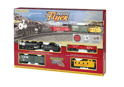 Williams #00692 Ho Scale Pacific Flyer Train Set New In Box