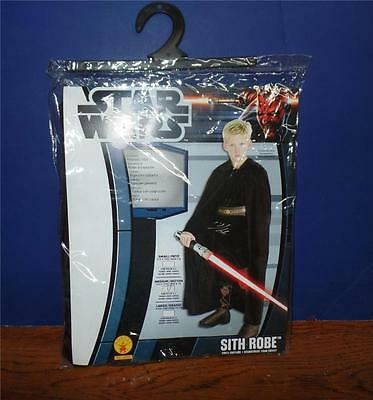Star Wars Sith costume with hood - child size