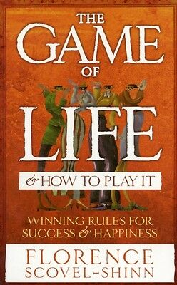 The Game Of Life & How To Play It (Paperback), Shinn, Florence Scovel, 97800919.