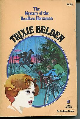 Trixie Belden  # 26  The   Mystery of the Headless Horseman