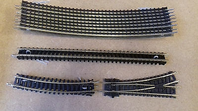 Graham Farish N Gauge Oval of Track and Siding Split from Set