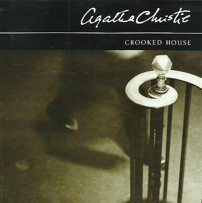 Agatha Christie's CROOKED HOUSE Audiobook CD