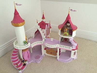 Playmobile Castle and Figures set