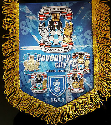 coventry city fc logos colour pennant