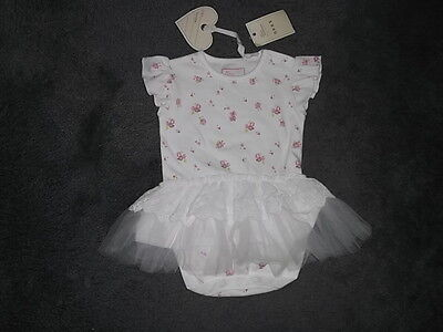 Baby Girls Next Dress  Age   -  3 - 6 Months, ( New With Tags )