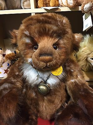 WALTER Charlie Bears, 2012 Collection - BNWT Now Retired! Last of Stock!