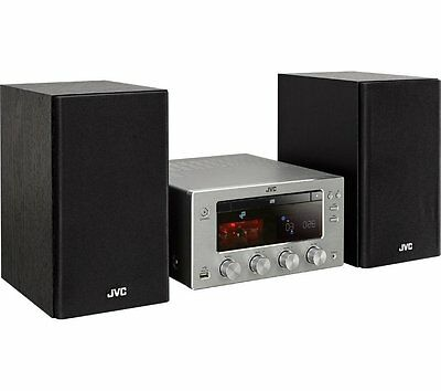 JVC UX-D150 Wireless Micro DAB Hi-Fi with Valve Amplifier