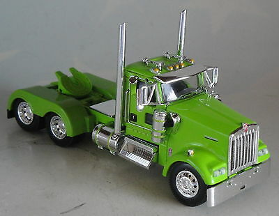 Dcp Mint Green Kenworth Day Cab Only 1/64 Diecast 33369