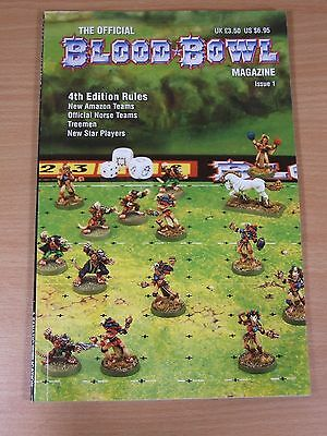 The Official Bloodbowl Magazine Issue 1 2000