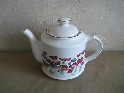 Wade New Poppy 6 Cup Teapot