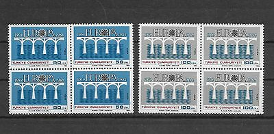 TIMBRES TURQUIE  - Neuf** - MNH -CEPT  EUROPA 1984