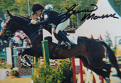 Reiten - BONNIE MOSSER (USA)  ** sign**