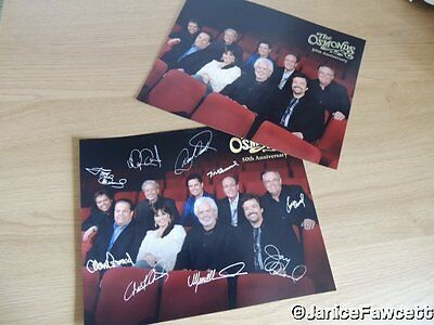 The Osmonds - Two 50th Anniversary Photos