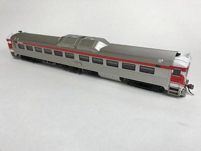 Rapido HO RDC-1 with DCC and sound CP Rail Action Red- you pick #