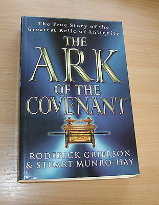 Masonic The Ark of the Covenant by Roderick Grierson