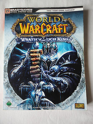 World of Warcraft - Wrath of the Lich King: Strategie-Guide Lösungsbuch