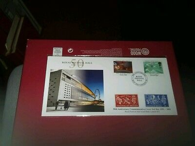 Gb 2001 Covercraft Limited Edition   First Day Cover    Very Nice