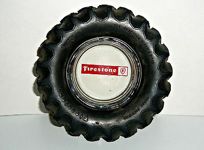 Firestone Vintage Tire Ashtray