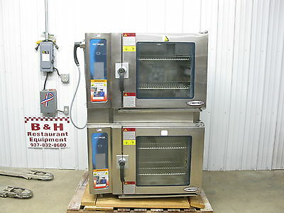 Alto Shaam 7.14 ESi Double Combitherm Steamer Convection Combi Oven