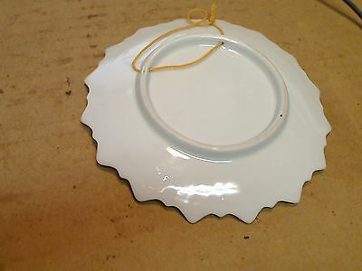 """collector state display  plates--sault Ste marie Michigan-5"""" diameter"""