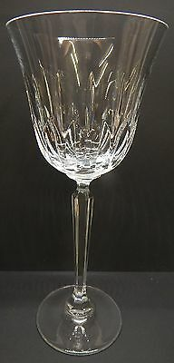 Mikasa INTERLUDE Crystal Water Goblet, 1983 - 1994