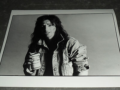 ALICE COOPER - Original Promotional / Press / Advertising Photograph