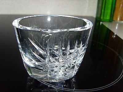 ORREFORS  Glass Vase  Numbered Piece