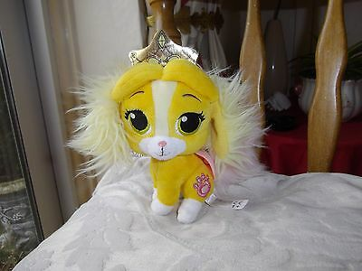 Disney Princess Palace Pets Teacup Dog Small Soft Toy