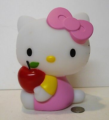 Hello Kitty LED Mood Lamp with 5 Colour LED's Perfect Night Light !!!
