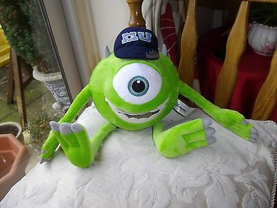 Disney Monsters Inc University Mike Soft Toy