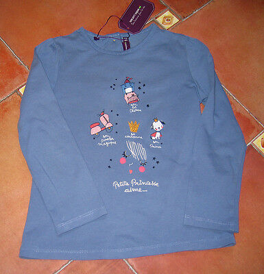 Tshirt Ml Sergent Major Taille 6 Ans Neuf