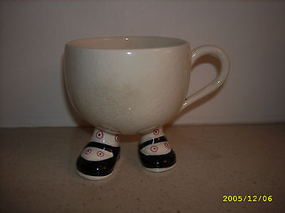 Carlton ware Cup with feet 1973