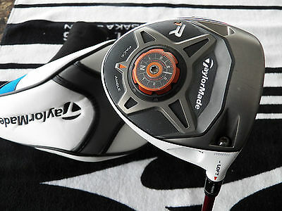 Rh Taylormade R1 Golf Driver Matrix Ozik 7.1 Stiff With H/c