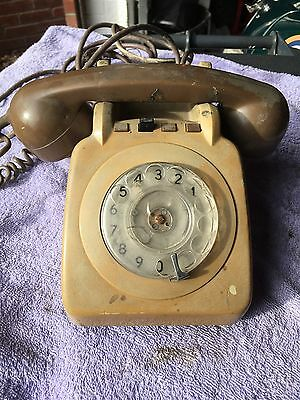 BT GPO  analogue dial / rotary phone